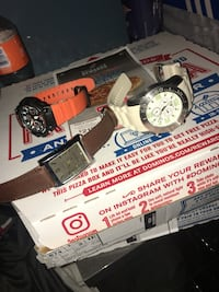 three assorted watches Baltimore, 21237