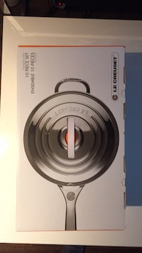 Le creuset Stainless cookware 543 km