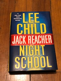 Night School: A Jack Reacher Novel by Lee Child Somerville, 02143