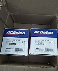 Ac/Delco rear axle Bearings to fit Chevrolet  Wellborn
