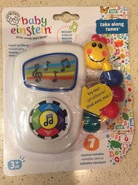NEW Baby Einstein Take Along Tunes
