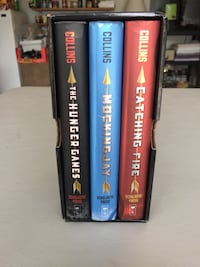 The Hunger Games Trilogy Mableton, 30126