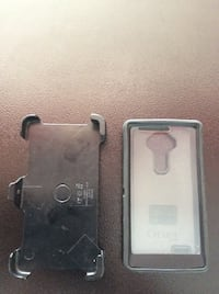 otter box LG G4 Defender case with belt clip  ( used but still protects well ) $28 obo Coquitlam, V3J 3Z2