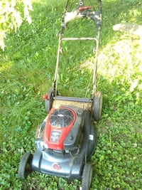 black and red push mower Fairfield, 45014