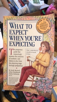 What To Expect When You're Expecting book Johnson City, 37601