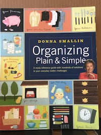 Book on organizing/decluttering Lompoc, 93436