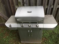 stainless steel outdoor gas grill Germantown, 20874
