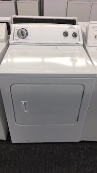 white front-load clothes dryer Toronto, M3J 3K7