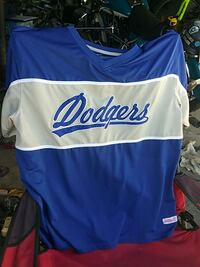 blue and gray dodgers sports jersey La Puente, 91746