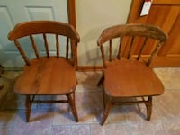 Solid wood chairs Middletown, 07748