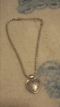 Real stainless steel heavy necklace