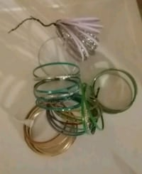 Colorful Bangles $20 set  234 mi