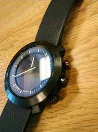 round black digital watch with black strap Yucca Valley, 92284