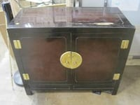 Bar Cabinet (local delivery $10)  Bettendorf