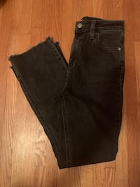 Urban Outfitters SIZE 25 Kick Flare High-rise Jeans Vancouver, V5K 1S8