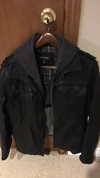 Men's Large Leather Jacket Windsor, N9E 1W9