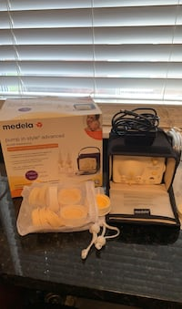Medela Pump In Style Advance Breast Pump