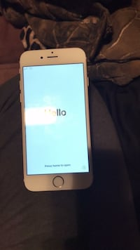 gold iPhone 6 with box Grand Ledge, 48837