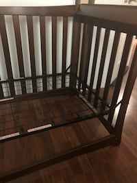 Graco crib in excellent condition Toronto, M2N 6P5