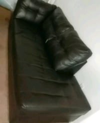 Manhattan Chocolate Brown Couch Corcoran, 93212