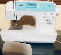 white and blue Brother electric sewing machine Beaverton, 97006