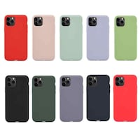 iPhone 11 iPhone XS Max silicons cases