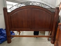 Bob Timberlake bed headboard and footboard Millersville