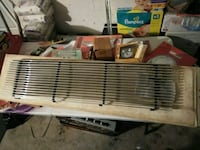 87-91 chrome ford f series or bronco grill Lehigh Acres, 33971