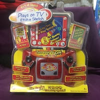 New etch-a-sketch electronic game St Albert, T8N 2P7