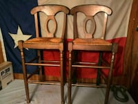 "29"" Wooden bar stools.  New Caney, 77357"