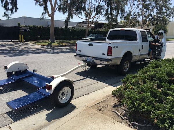 Car Tow Dolly From Tow Smart