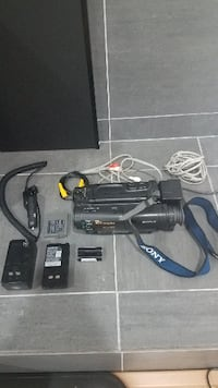 Sony Video Hi8 Handycam Chantilly