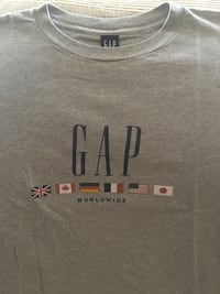 GAP Camiseta (Talla M) Madrid, 28020