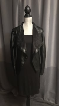 Ladies faux leather jacket by B.B. Dakota  Edmonton, T6K 3K2