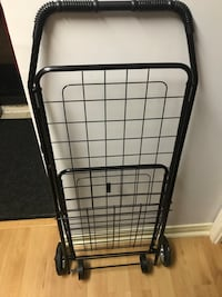 Utility and shopping tote carts