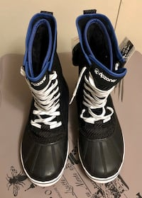 Snow Boots Size 10 US