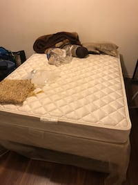 Queen size mattress hardly used only few months  Saskatoon, S7T 0P6