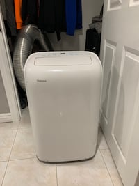 Toshiba portable air conditioner