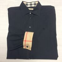 Used Authentic Men S Burberry Brit Size Xl For Sale In