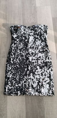 Sequin Dress Size small stretchy