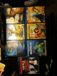 Blue ray movies Columbia, 21044