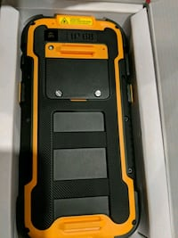 Rugged terminal data collector phone