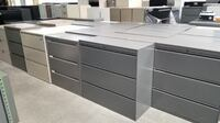 3 DRAWER LATERAL FILE CABINETS FOR SALE  * * key/delivery Rancho Cucamonga