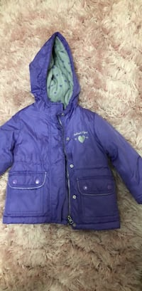 purple zip-up hoodie New York, 11103