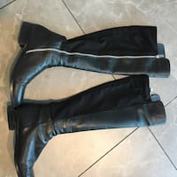 Michael Kors Bromley Napa  Leather  Boots Mississauga, L5P