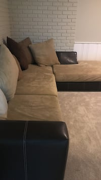 Sectional couch + ottoman + side chair Fort Thomas, 41075
