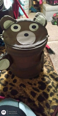 trash can or