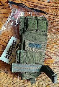 """Blackhawk"" NYLON SPECIAL OPERATIONS HOLSTER - NEW! Andover"