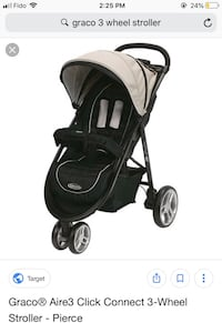 Pre love..used it only for one year.. selling because I need a double stroller.. Vancouver, V5M 3Y9
