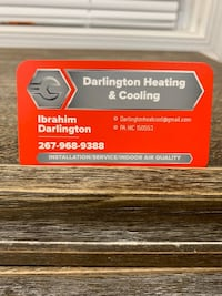 Darlington Heating & Cooling Brookhaven